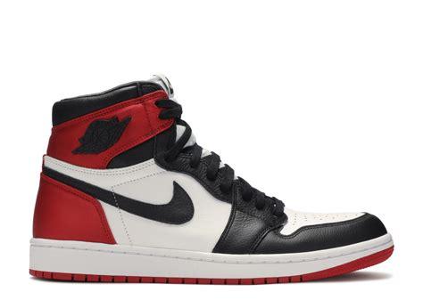 Air Jordans Brand New Jordan 1 Retro High Satin Black
