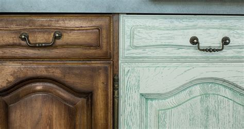vernis meuble cuisine effet peinture bois vannes rennes lorient bretagne