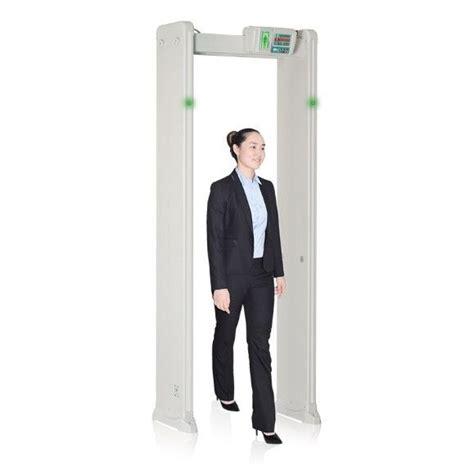 Full Body Metal Detector Gate Walk Through Metal Detector