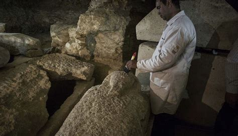 Ancient Egyptian Cemetery Discovered With 40 Mummies And