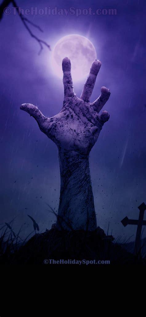 Purple Halloween Wallpapers - Wallpaper Cave