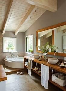 Creer Salle De Bain : comment cr er une salle de bain zen salle de bain zen ~ Dailycaller-alerts.com Idées de Décoration