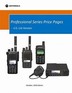 Motorola Professional Series