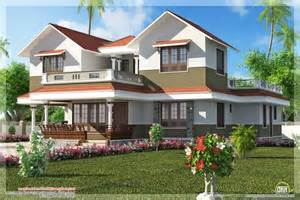 beautiful houses  kerala