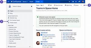 Create and Edit Pages - Atlassian Documentation