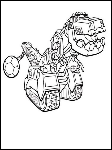 Free Printable Coloring Pages Trucks