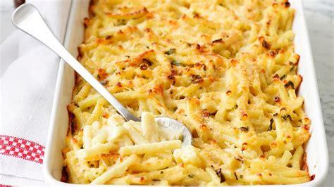 gratin de p 226 tes facile et pas cher recette sur cuisine actuelle