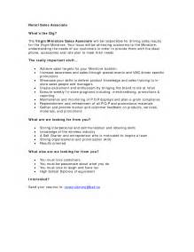 Objective For Resume Sales Associate by Sales Associate Resume Objective Berathen