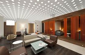 Home Interior Lighting Modern House Architecture Adjust The Lighting In A Modern House