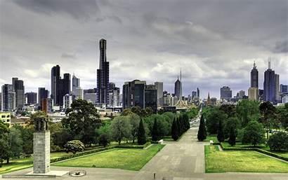 Melbourne Australia Wallpapers Victoria Smart Landmarks Cities