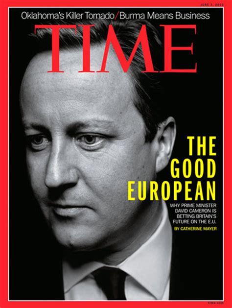 time magazine cover  good european june