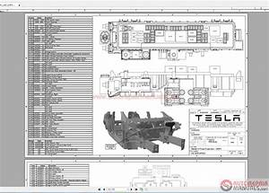 Tesla Model X 2015-2016 Workshop Manual