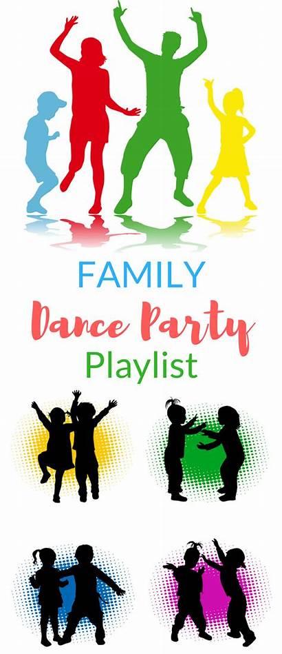 Dance Party Playlist Fun Birthday Songs Dancing