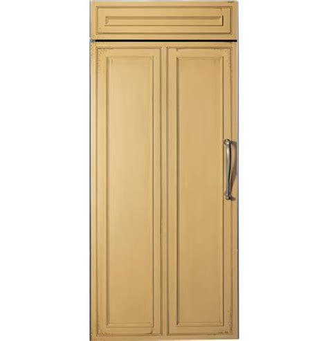 zirnxlh ge monogram  built   refrigerator monogram appliances