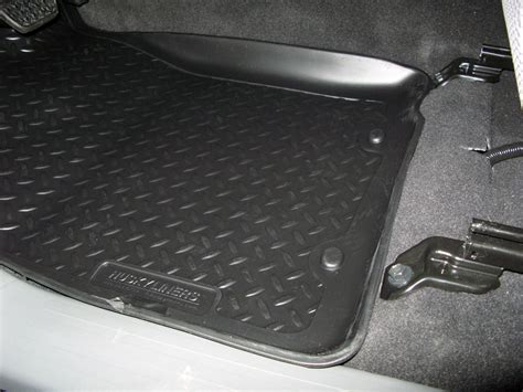floor mats toyota tacoma floor mats for 2012 toyota tacoma husky liners hl35471