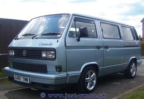 Volkswagen Caravelle Modification by Volkswagen Caravelle T3 Best Photos And Information Of