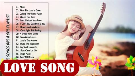 Best Love Songs Of All Time || Love Songs 80's & 90's