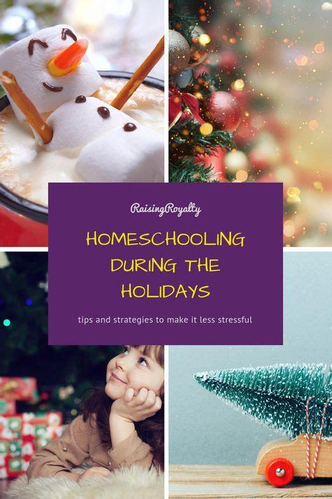 homeschool  homeschooling   holidays