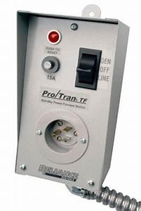 Easy Transfer Switch Portable Rv Generator 15 Amp Circuit