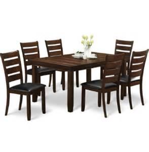 7 piece dining room set art van furniture