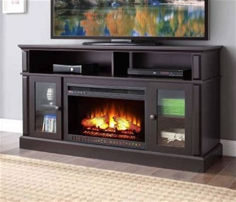 kmart fireplace tv stand barston fireplace tv stand only 279 reg 329 shipped