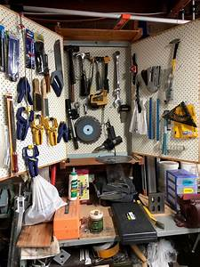 Expanded, Pegboard, Storage, System