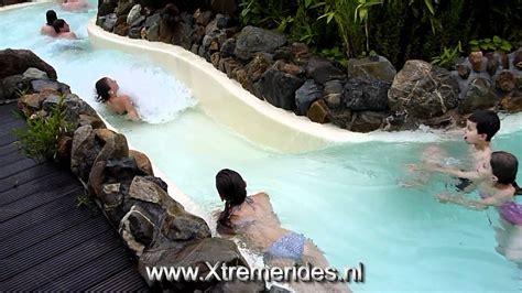 wildwaterbaan offride centerparcs de eemhof zeewolde holland youtube