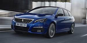 2018 Peugeot 308 Is The Mildest Of Facelifts carscoops com