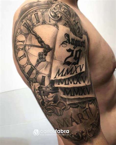 pin de stalyn en reloj tatuajes de hijas tatuajes brazo