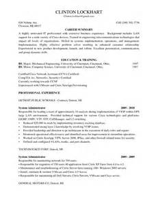 Windows Administrator Resume With 3 Years Experience by Windows System Administrator Resume Sle Three Ebook Database