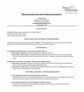 high school work resume best resume collection With free high school resume samples