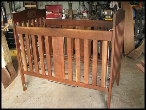 build wood magazine baby crib plans  plans