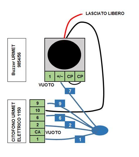 sostituzione citofono appartamento urmet 1130 50 con urmet 1150 o 1150 1 citofoni