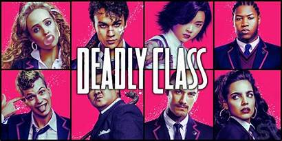 Deadly Class Cast Season Characters Ratings Guide