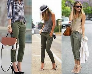 les 25 meilleures idees de la categorie pantalon kaki sur With quelle couleur marier avec le gris 5 comment porter le rose en hiver bien habillee
