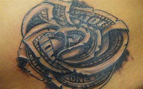 money rose tattoos designs ideas  meaning tattoos