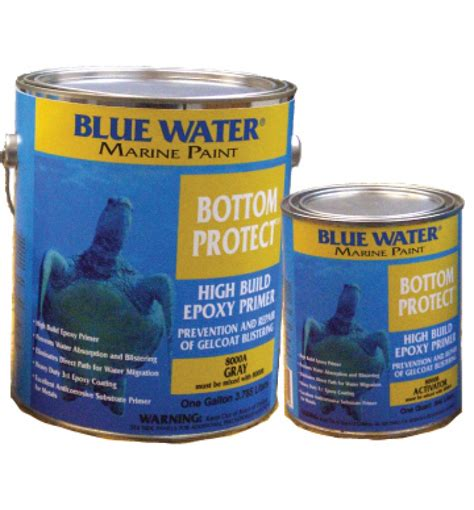 Bluewater Boat Paint by Blue Water Marine Bottom Protect Epoxy Primer
