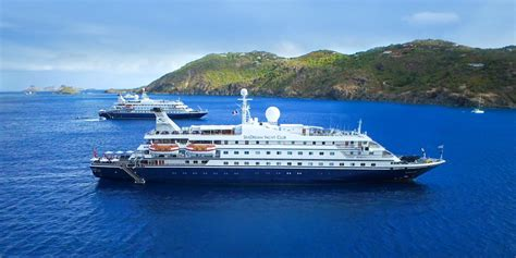 Small Boat Cruises Caribbean small cruise ships for intimate personalized voyages
