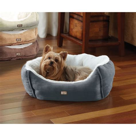 6948 animal planet bed animal planet micro suede pet bed by animal planet home