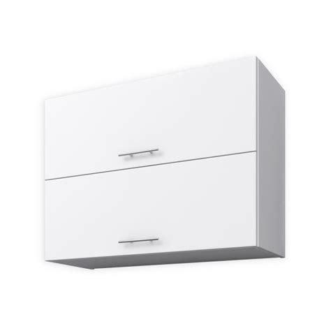meuble haut cuisine blanc meuble haut blanc cuisine 70 cm achat vente meuble
