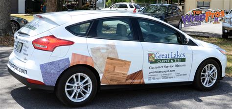great lakes carpet and tile bb graphics the wrap pros