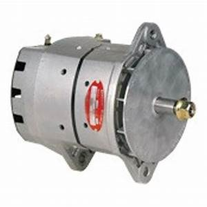 Replacement Delco Remy Alternator