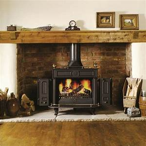 Ideas For The Wood Burning Fireplace Design For Your Need