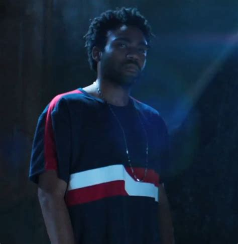 donald glover for spiderman donald glover revealed in spider man homecoming trailer