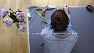 Vorhang Kürzen Ohne Nähen : diy vorhang k rzen youtube ~ A.2002-acura-tl-radio.info Haus und Dekorationen