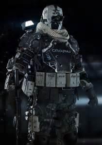 Futuristic Mech Armor