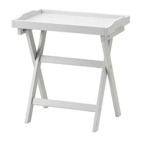 Fold Table Ikea Uk by Maryd Tray Table Grey 58x38x58 Cm Ikea