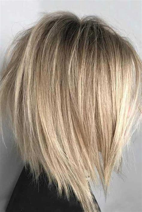 shoulder length layered haircuts  rock haircuts