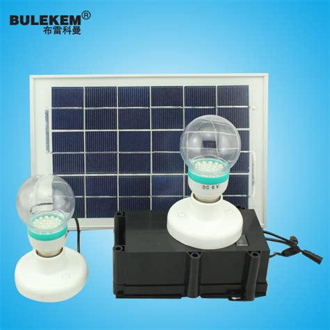 indoor l solar lights household solar light led