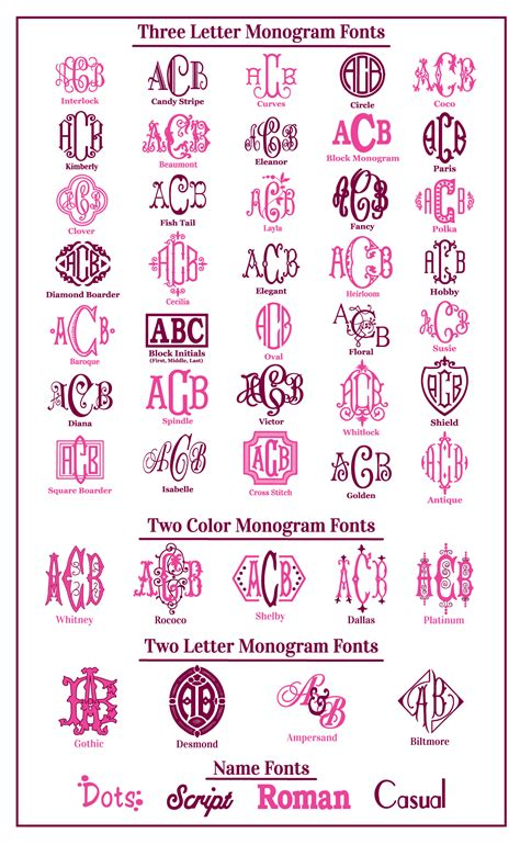 monogram fonts cricut monogram  monogram fonts monogram fonts